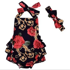 Other - Baby Rompers Set